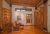 master bedroom looking toward hallway and study