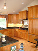 Kitchen, custom cabinets