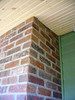 new chimney brickwork