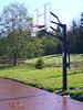 basket ball hoop installation