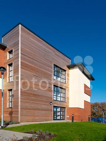 Bishops Court, Bradfield Way