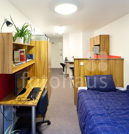 CB1 student accomodation, Anglia Ruskin University