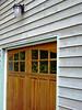 garage door, lighting