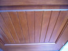 Solid wood entry doors, detail