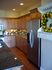 Hertco cabinets, stainless appliances, granite countertops