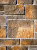 cultured stone detail