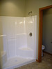 master bath shower unit