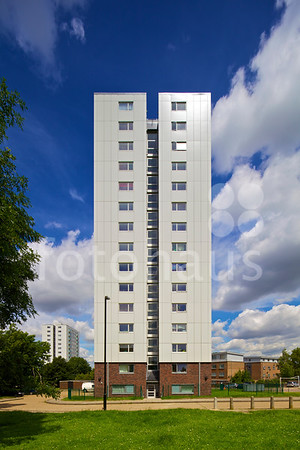 Granville Road tower blocks, Cricklewood, London