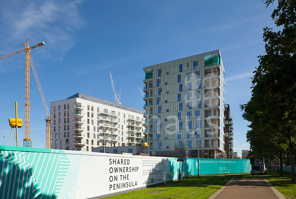 Greenwich Peninsular Riverside Plot M0114