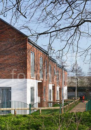 Kingsmarsh and Baynton Houses, Lawrence Hill