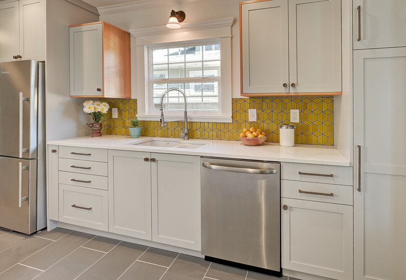 Northeast Portland kitchen.  Client:  Kokeena Corp., Portland OR