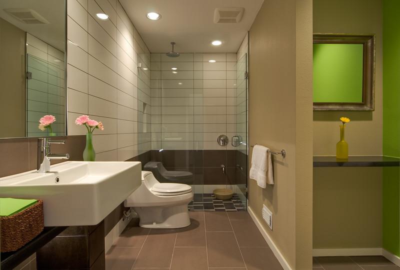 East Dallas bath remodel.  Client:  Axis Design-Build, Dallas.