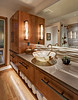 Bathroom in Gresham OR.  Client:  Green Eastman Interior Design, Portland OR