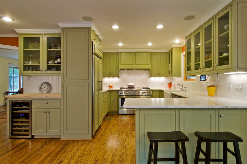 Oak Cliff Kitchen.  Client: Hunker Renovations, Dallas TX
