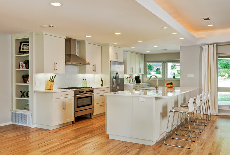Client:  Axis Design-Build, Dallas, TX