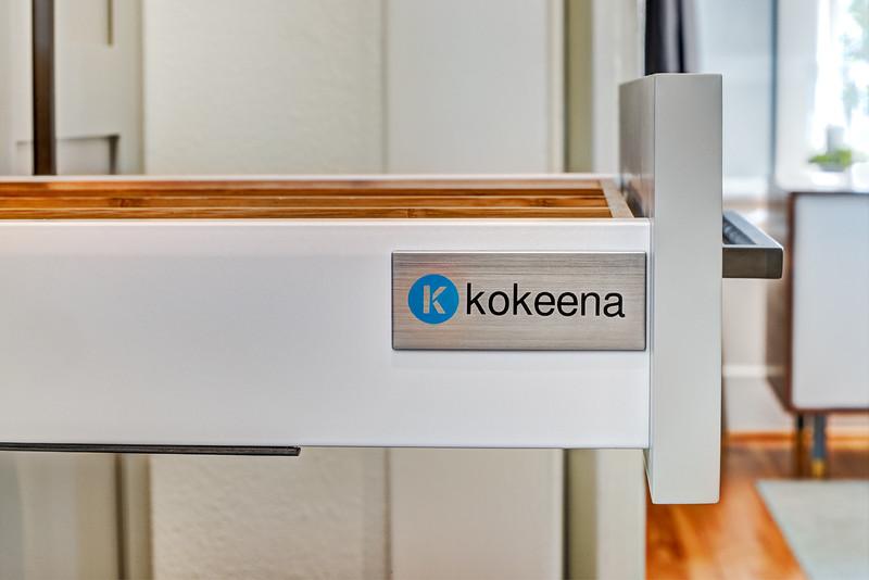 Northeast Portland kitchen.  Client:  Kokeena Corp., Portland OR