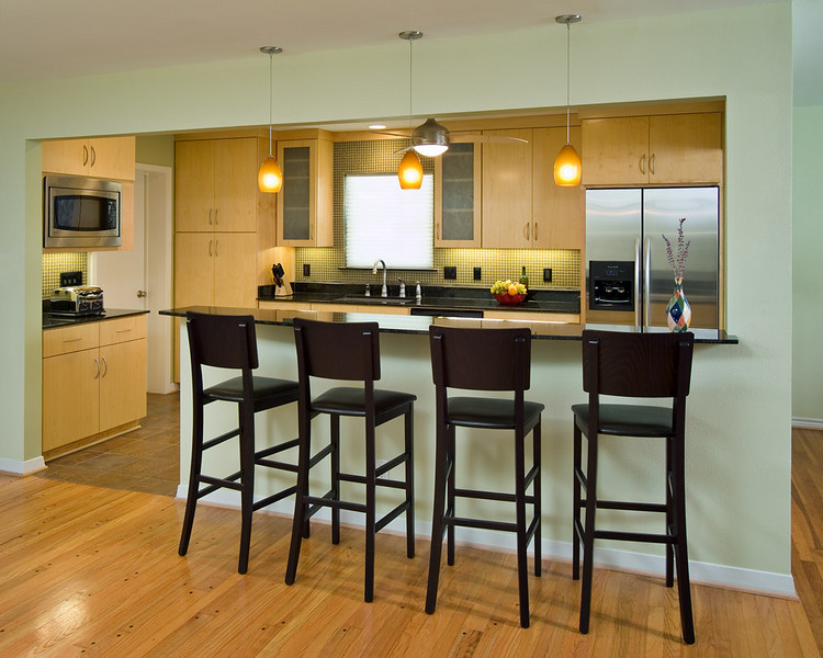 Kitchen remodel for Axis Design.