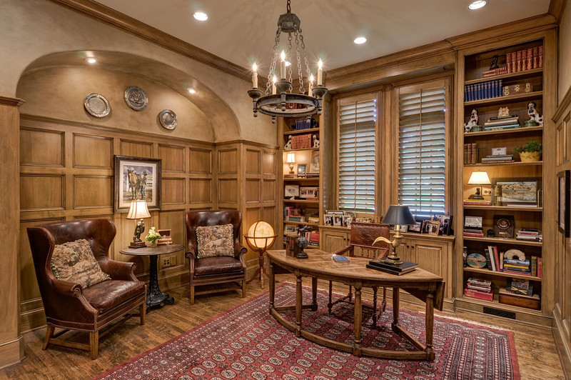 University Park home.  Client:  Childress Interiors, Dallas.