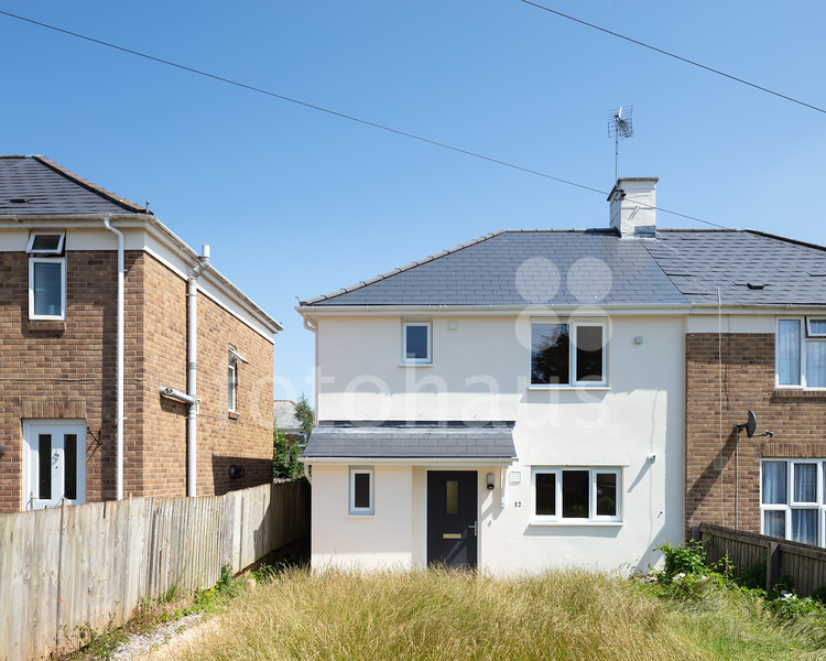 Laing's Easiform Houses, Exeter