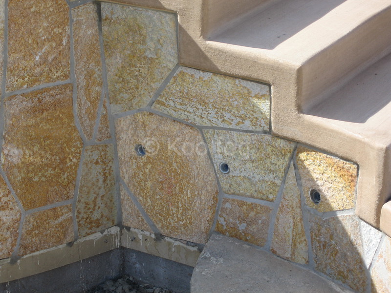 Integrated with Tilework