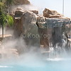 Water Feature with Fog Effects
