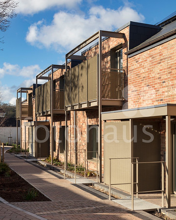 Bristol New Build Council Housing