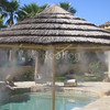 Misting Palapa Front View