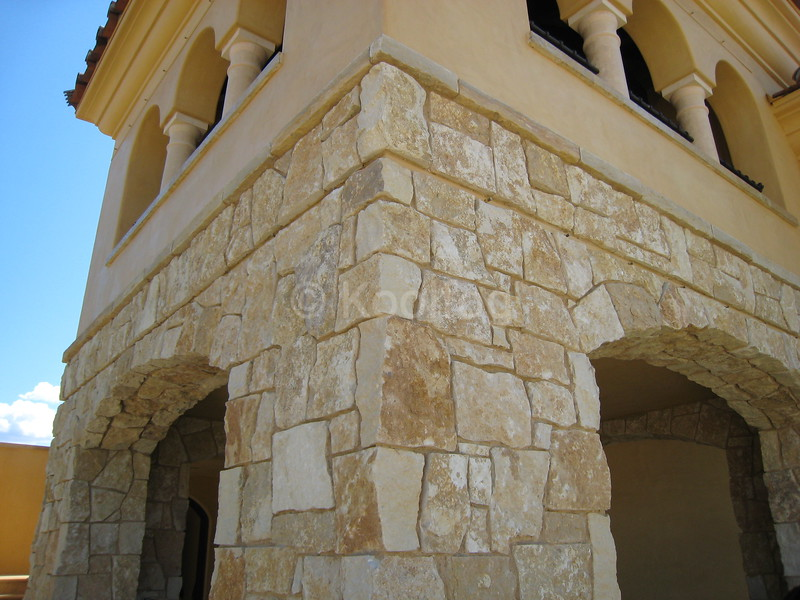Integrated to Stonework