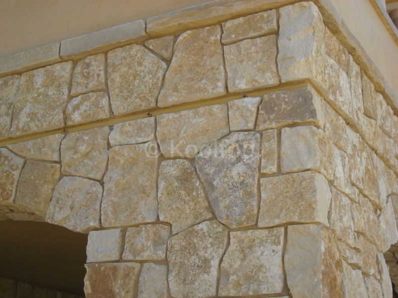 Stonework up Close