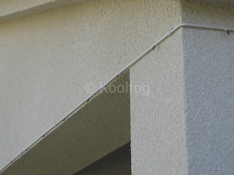 Corner Bend Up Close