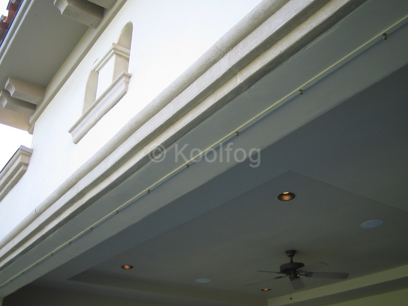 Smooth Stucco and Stone Treatment