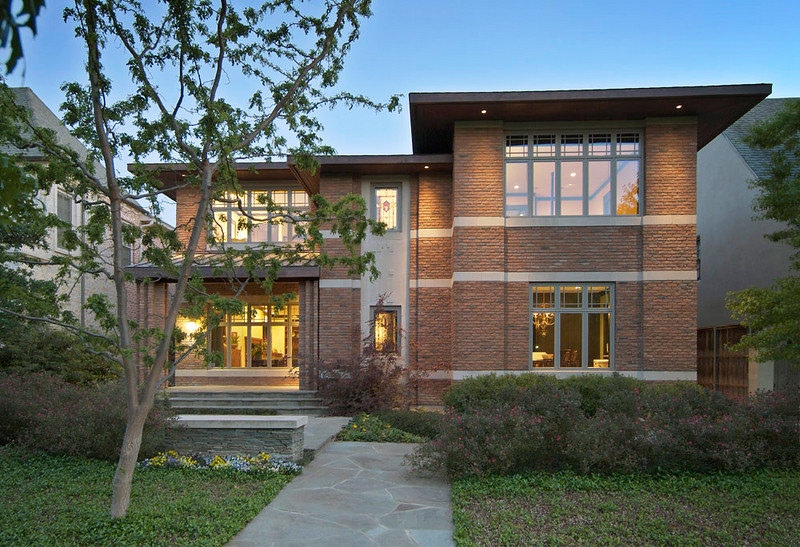 Park Cities Residence,  Client:  Sally Johnson, Architect, Dallas.