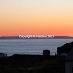 View of Catalina Sunset