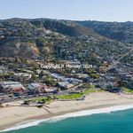 Downtown Laguna Aerial 3-2012