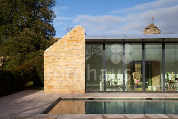 Appleton Manor Pool House