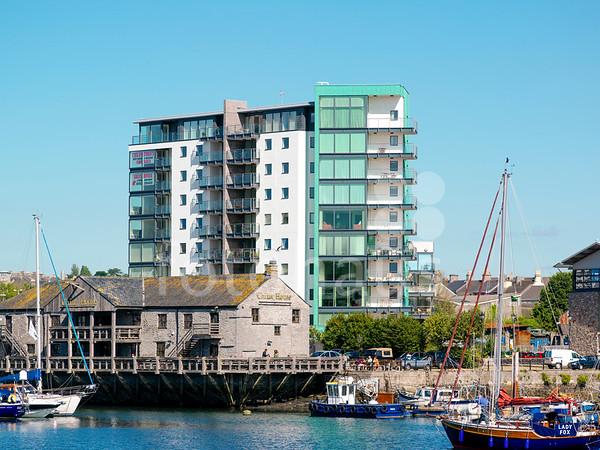 East Quay House, Shepherds Wharf