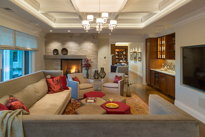 Marin Luxury home designed by Polsky Perlstein
