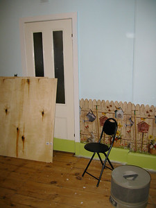 Hedgie Room Renovations 2003    Filename reference: 20030823-230600-HAH-Hedgie_Room_Renovations-SM