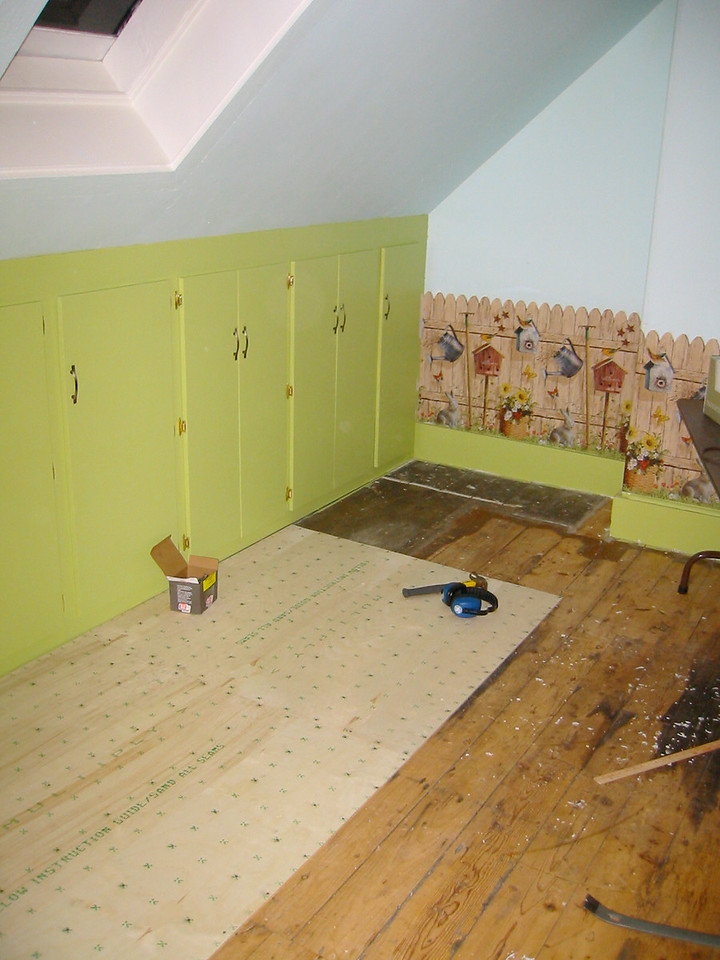 Hedgie Room Renovations 2003    Filename reference: 20030823-230502-HAH-Hedgie_Room_Renovations-SM