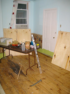 Hedgie Room Renovations 2003    Filename reference: 20030823-230548-HAH-Hedgie_Room_Renovations-SM