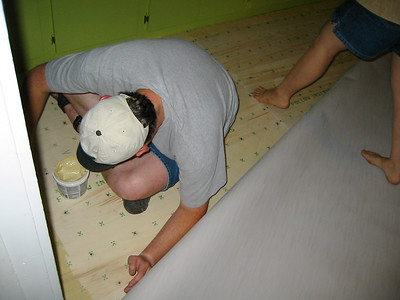Hedgie Room Renovations 2003    Filename reference: 20030828-215046-HAH-Hedgie_Room_Renovations-SM