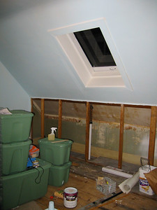 Hedgie Room Renovations 2003