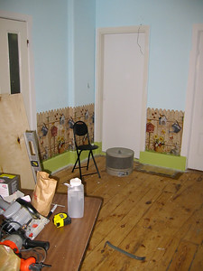 Hedgie Room Renovations 2003    Filename reference: 20030823-230611-HAH-Hedgie_Room_Renovations-SM