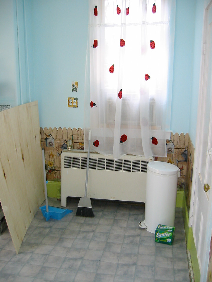 Hedgie Room Renovations 2003    Filename reference: 20030829-125306-HAH-Hedgie_Room_Renovations-SM