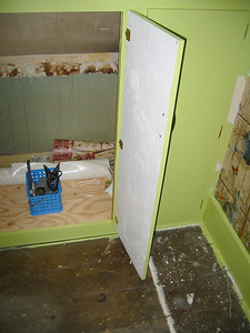 Hedgie Room Renovations 2003    Filename reference: 20030823-230638-HAH-Hedgie_Room_Renovations-SM