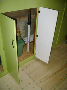 Hedgie Room Renovations 2003    Filename reference: 20030823-230528-HAH-Hedgie_Room_Renovations-SM