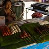Klassiska Thailands grillspett
