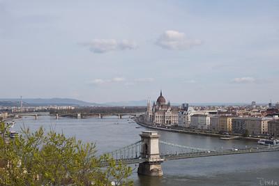 Vy över Donau