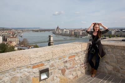 Jag vid Buda slott
