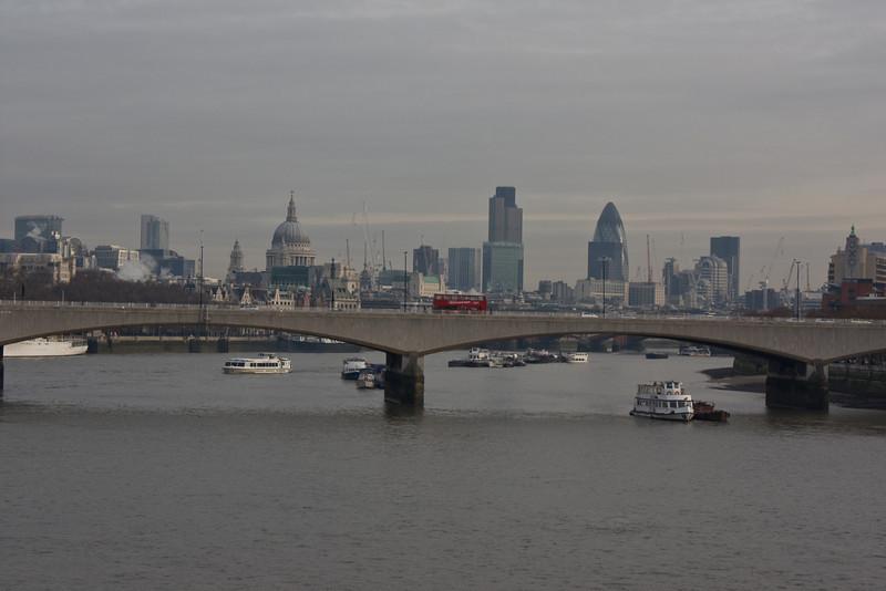 Resa till London 2009-01-02 - 2009-01-05